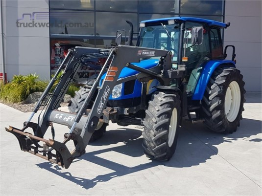 2005 New Holland TL90A - Farm Machinery for Sale