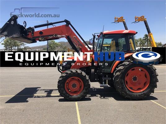 2016 Kubota M9540D - Farm Machinery for Sale