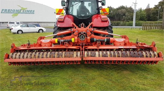 2012 Kuhn HR5004DR - Farm Machinery for Sale