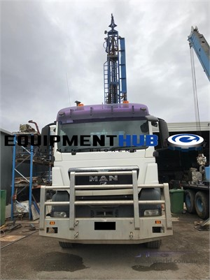 2008 Bournedrill 1000R Heavy Machinery for Sale