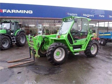 MERLO Telehandlers Lifts For Sale - 342 Listings | MachineryTrader