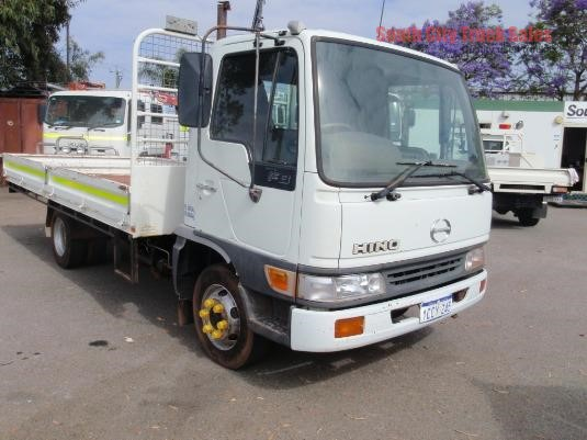 2001 Hino FB South City Truck Sales - Trucks for Sale