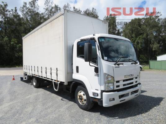 2015 Isuzu FRR 500 AMT Used Isuzu Trucks - Trucks for Sale