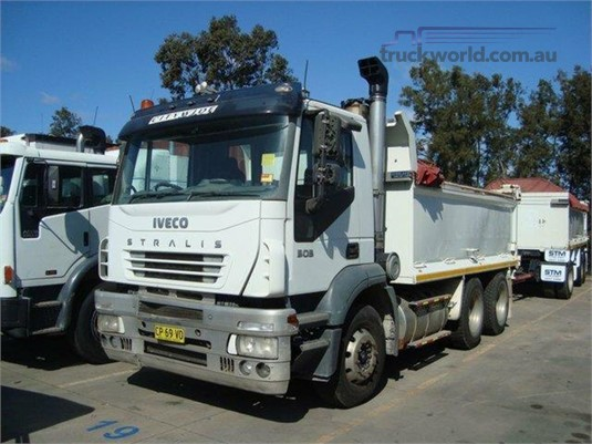 2005 Iveco Stralis AD Trucks for Sale