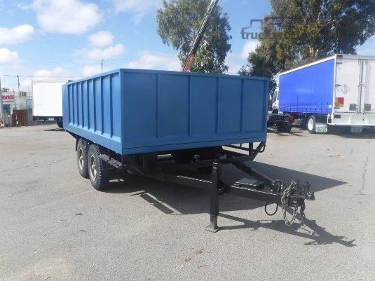 2009 Custom Tipper Trailer Raytone Trucks - Trailers for Sale