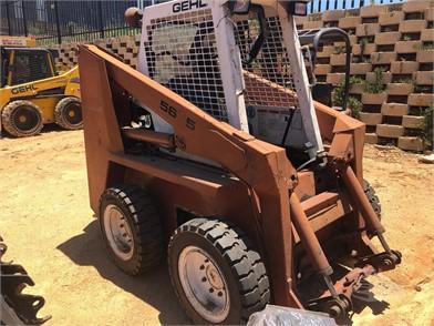 GEHL Skid Steers Dismantled Machines - 105 Listings