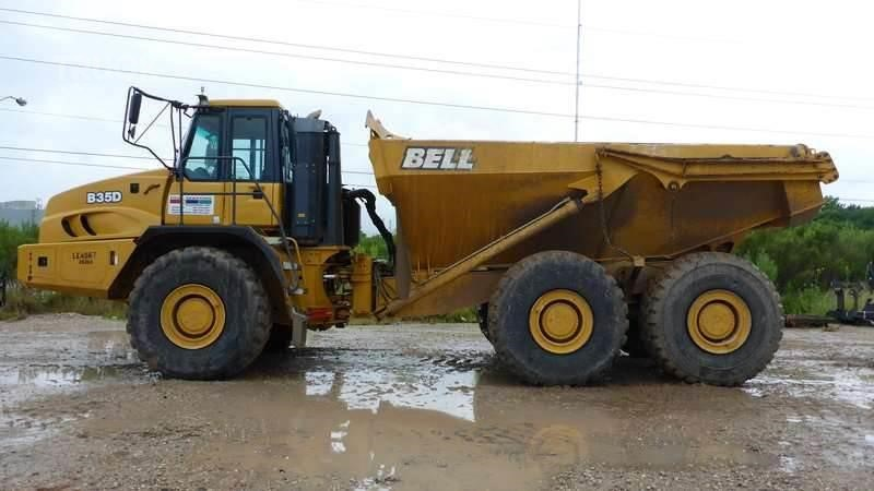 BELL B35D