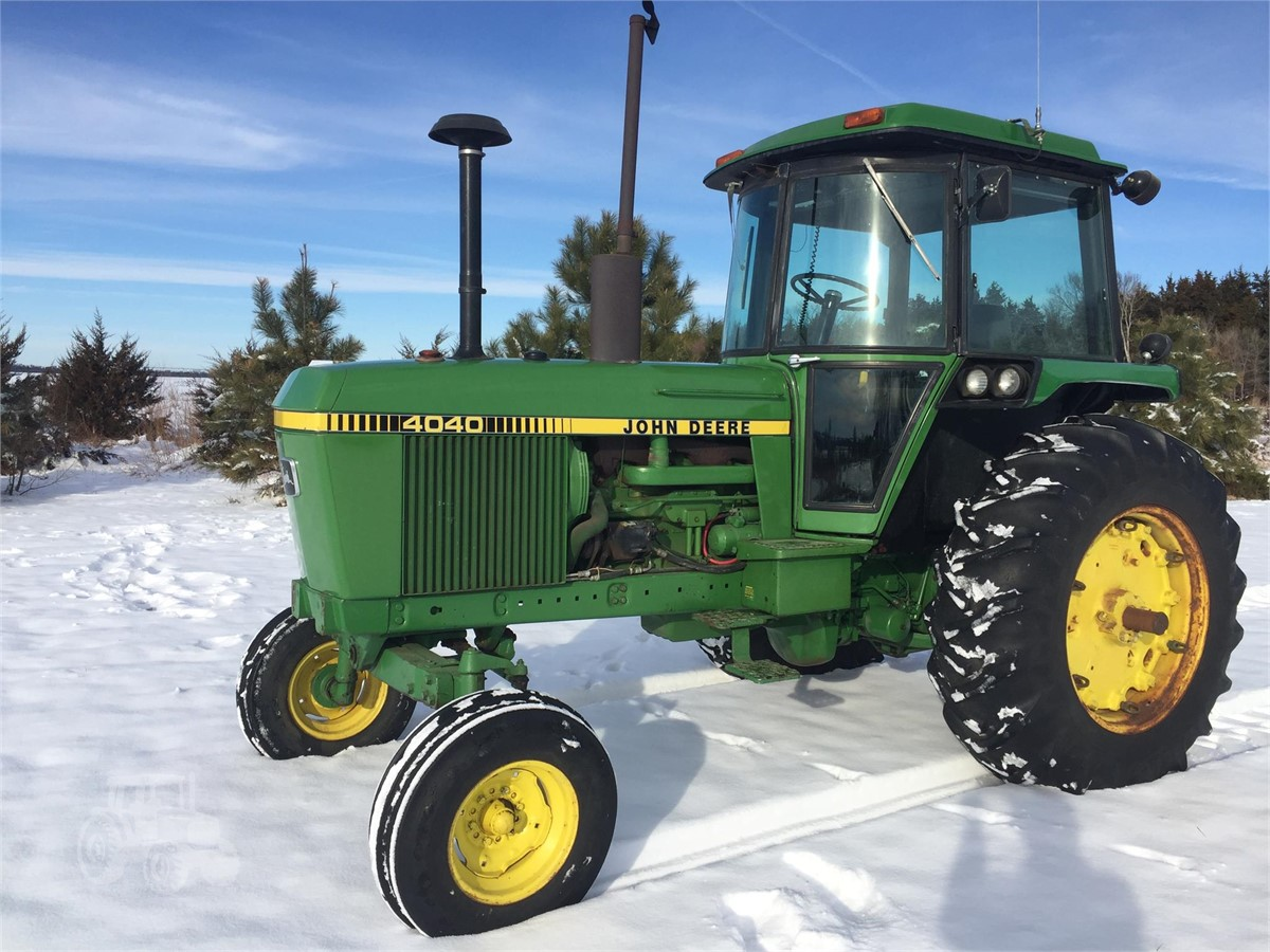 1978 JOHN DEERE 4040 For Sale In Norfolk, Nebraska | www