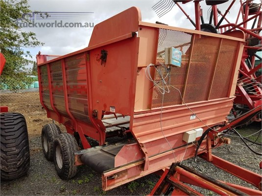 2004 Buckton SD83 - Farm Machinery for Sale