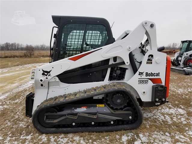 2019 BOBCAT T595 For Sale In Verndale, Minnesota | www