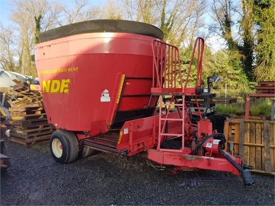 2008 Trident 804 - Farm Machinery for Sale