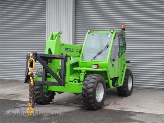 2006 Merlo P60.10 Forklifts for Sale