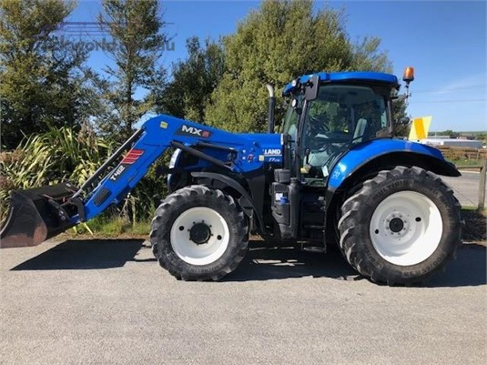 2015 New Holland T7.170 - Farm Machinery for Sale