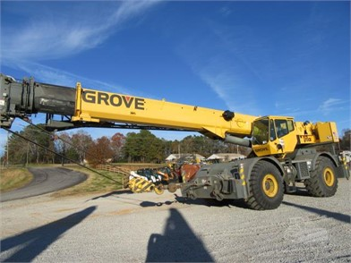 Sandhill Cranes In Epic Oak Grove >> Grove Rt700e For Sale 24 Listings Machinerytrader Com Page 1 Of 1