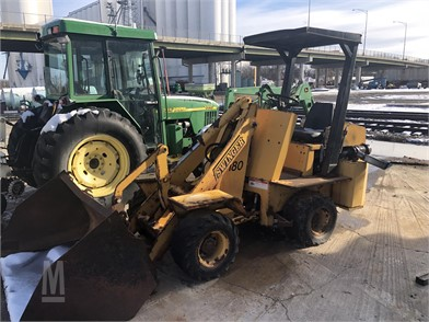 SWINGER Wheel Loaders Auction Results - 28 Listings