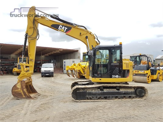 2011 Caterpillar 314D LCR Heavy Machinery for Sale