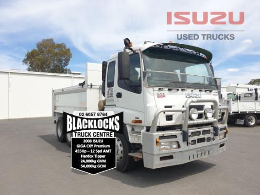 2008 Isuzu Giga CXY 455 Used Isuzu Trucks - Trucks for Sale