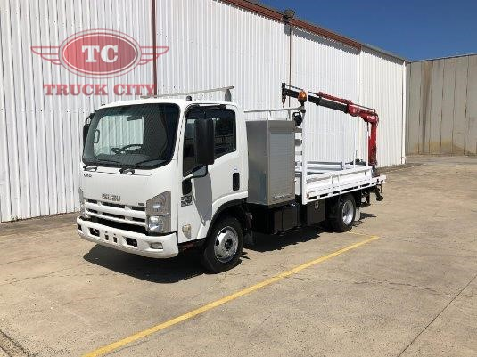 2008 Isuzu NPR 300 Medium Truck City - Trucks for Sale