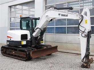 BOBCAT E80