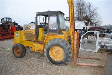 Forklifts Lifts Auction Results - 1179 Listings