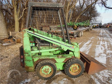 MUSTANG Skid Steers Auction Results - 52 Listings