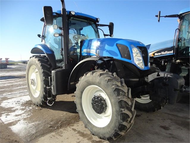 2014 NEW HOLLAND T7 235 For Sale In Continental, Ohio