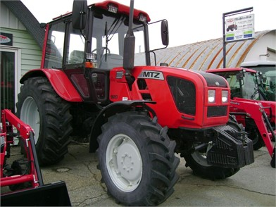 MTZ Tractors For Sale - 17 Listings | MarketBook ca - Page 1