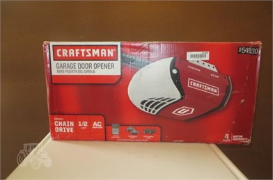 CRAFTSMAN Other Items Auction Results - 475 Listings