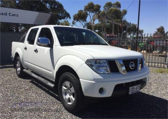 2009 Nissan Diesel NAVARA - Trucks for Sale