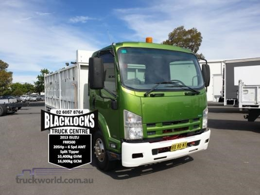 2013 Isuzu FRR 500 Blacklocks Truck Centre - Trucks for Sale