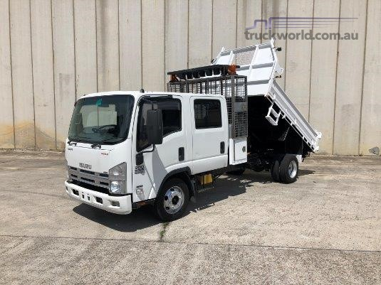 2009 Isuzu NPR 300 Premium Premium AMT Trucks for Sale