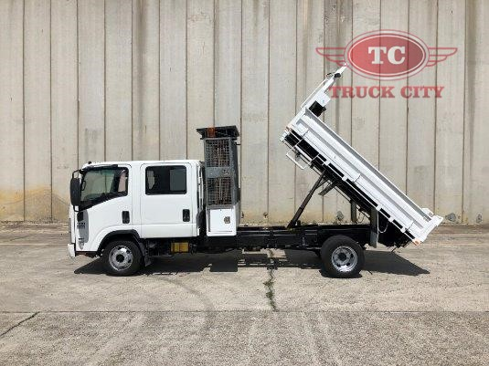 2009 Isuzu NPR 300 Premium Premium AMT Truck City - Trucks for Sale