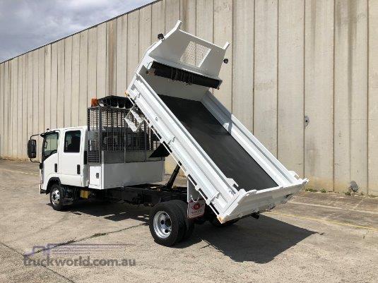 2009 Isuzu NPR 300 Premium Premium AMT - Truckworld.com.au - Trucks for Sale