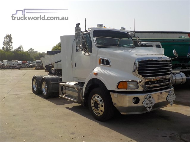 2007 Ford Sterling LT9500HX Prime Mover truck for sale