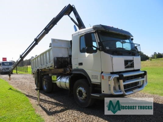 2009 Volvo FM360 Midcoast Trucks - Trucks for Sale