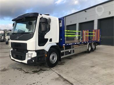 dfdd725e97 Used VOLVO Beavertail Trucks for sale in the United Kingdom - 28 ...