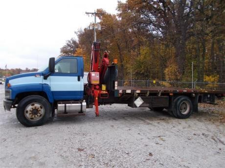 Lot # - 2004 GMC TOPKICK C7500 For Sale In Fort Wayne, Indiana