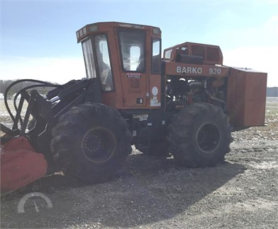 Mulchers Forestry Equipment Auction Results - 36 Listings