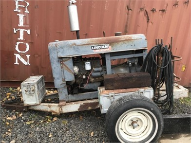 LINCOLN SA-200 TOWABLE WELDER Other Auction Results - 1 Listings