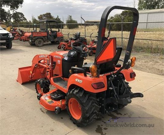 Kubota BX1860 Tractors farm machinery for sale Bertolis Agricultural & Industrial in Victoria ...