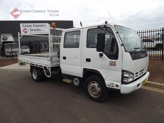 2006 Isuzu NPR250 Cross Country Trucks Pty Ltd - Trucks for Sale