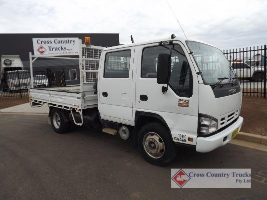 2006 Isuzu NPR250 Cross Country Trucks Pty Ltd - Trucks for Sale