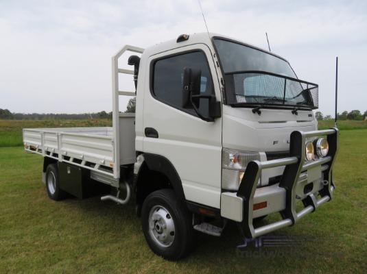 2014 Fuso Canter 715 FG 4x4 Trucks for Sale