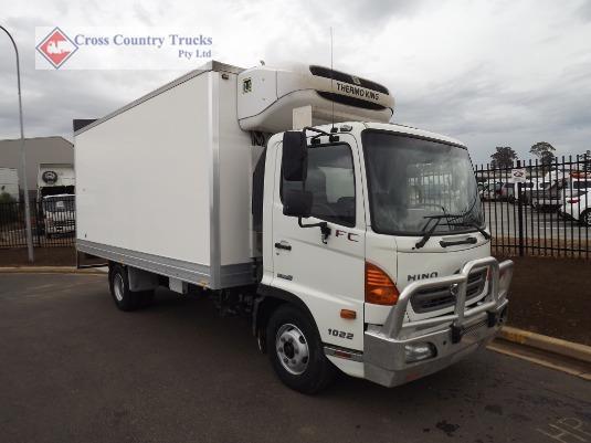 2013 Hino FC Cross Country Trucks Pty Ltd - Trucks for Sale