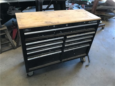 Remarkable Precision Husky Tool Box Auction Results 1 Listings Pdpeps Interior Chair Design Pdpepsorg