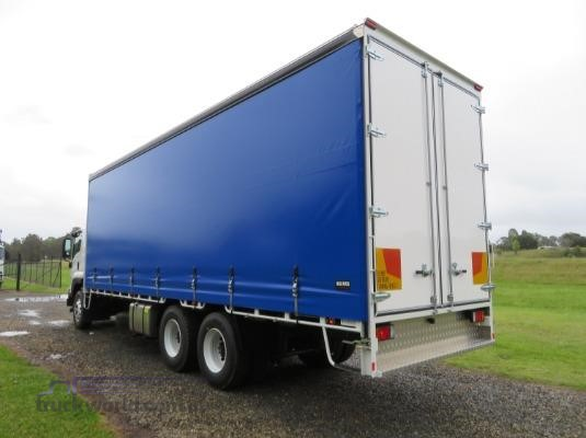 2018 Isuzu FVL 240 300 Long - Truckworld.com.au - Trucks for Sale