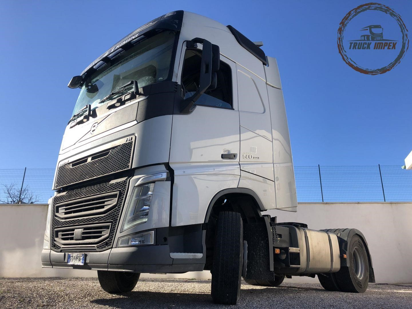 Volvo FH500 Second-hand