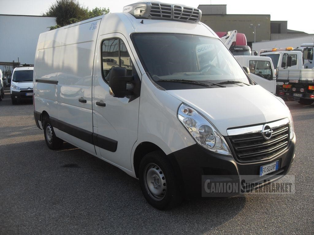 Opel MOVANO Usato 2016