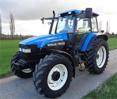 NEW HOLLAND TM135 For Sale - 6 Listings | TractorHouse com