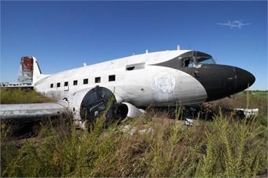 Salvage DOUGLAS DC-3/C-47 Aircraft - 6 Listings | Controller